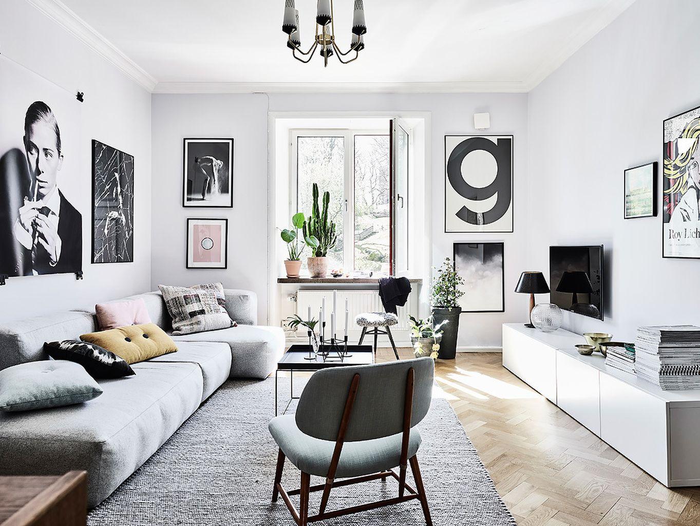 66 Best Scandinavian Interior Design Inspiration   ROUNDECOR