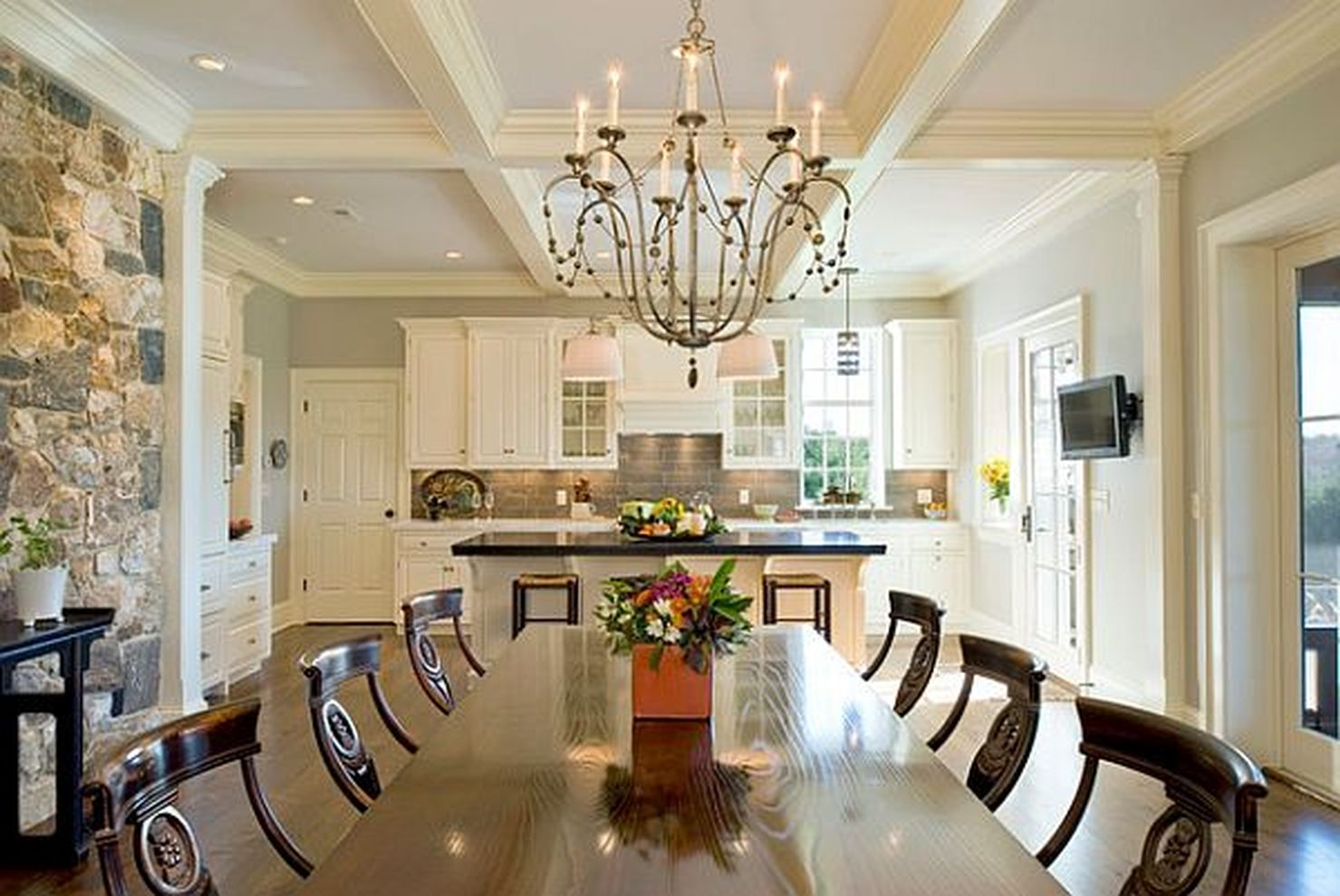 dining room lighting low ceilings | 65 Amazing Dining Room Lights Ideas for Low Ceilings ...