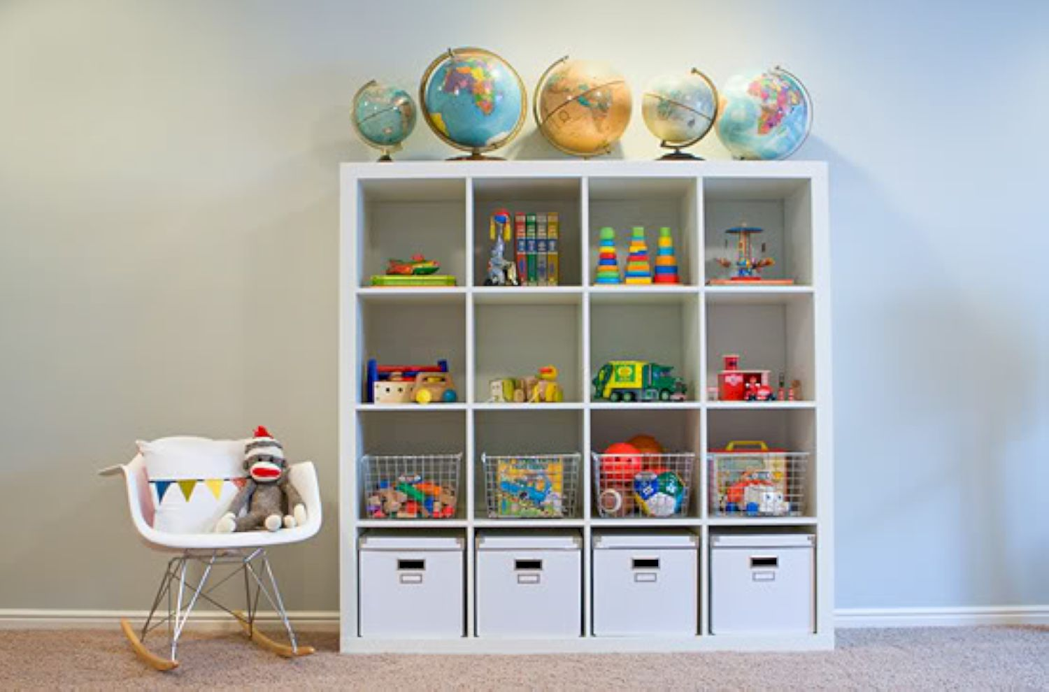 Beau ... 1500 × 990 In 61 Creative Toy Storage ...