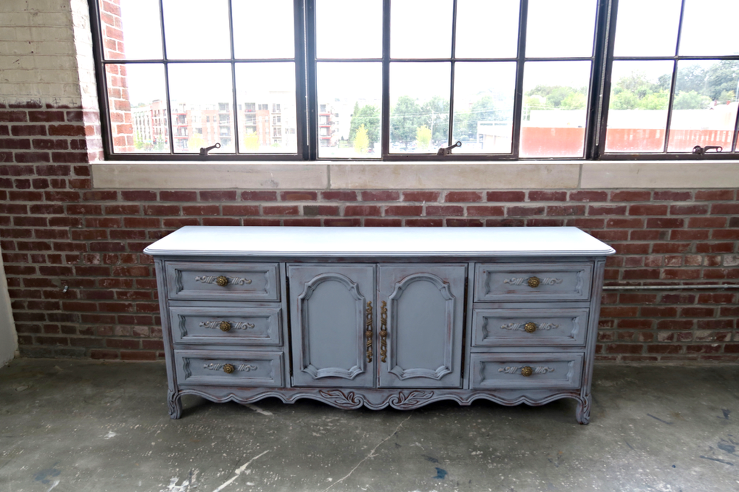 Stunning Grey Chalk Paint Furniture 05