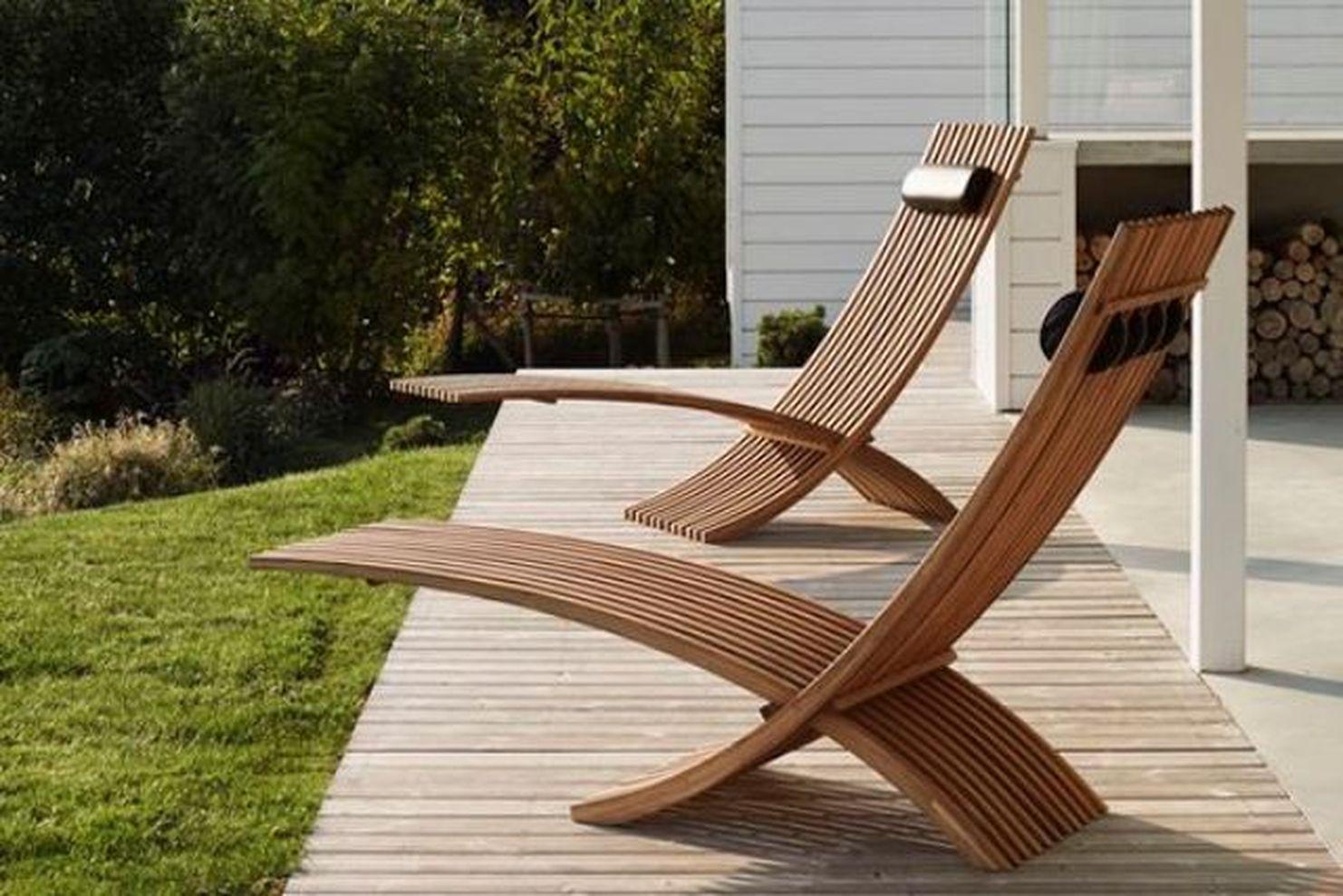 86 Stylish Small Patio Furniture Ideas - ROUNDECOR