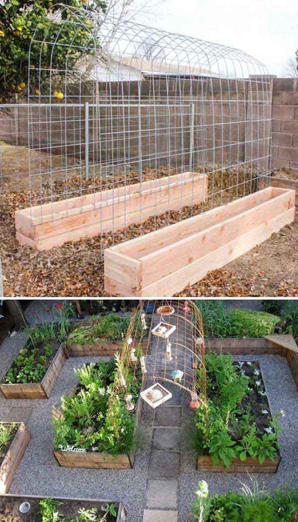 Affordable backyard vegetable garden designs ideas 28 ...