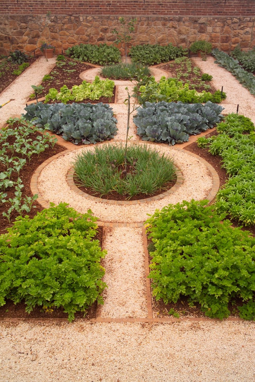 Affordable backyard vegetable garden designs ideas 42 ...