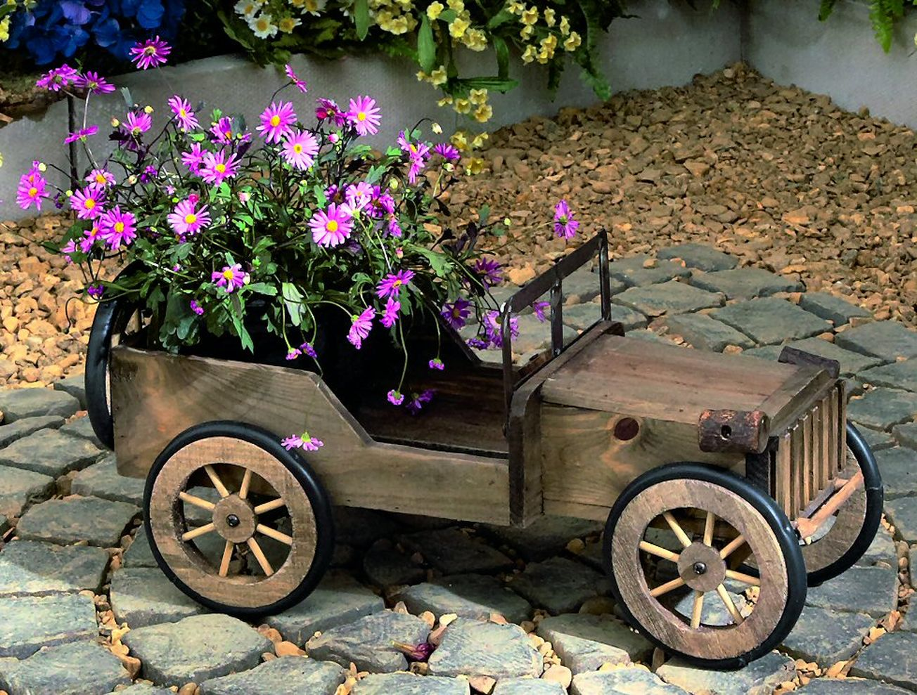 54 Amazing Wooden Garden Planters Ideas You Should Try ...