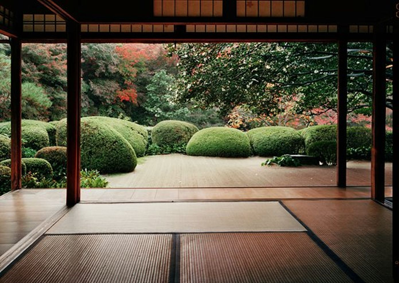 Beautiful Modern Japanese Garden Landscape Ideas 07
