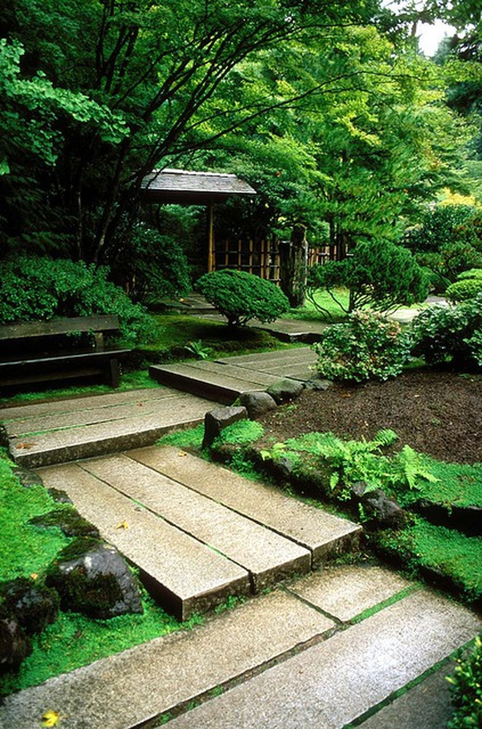 Beautiful modern japanese garden landscape ideas 44 ...