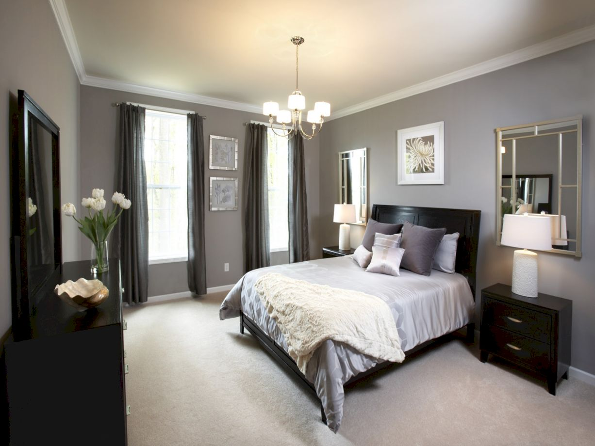 60 Stunning Black And White Bedroom Furniture Ideas ...