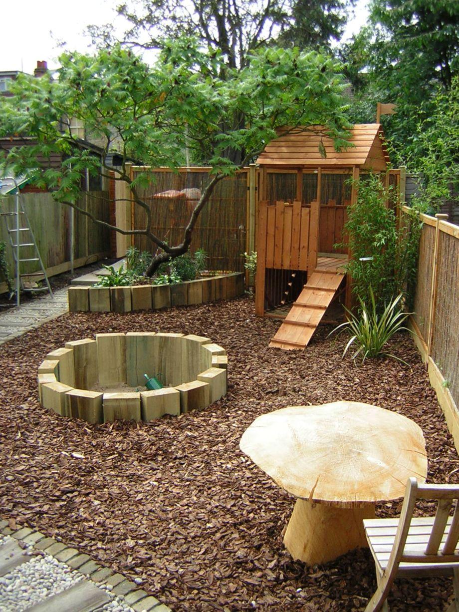 Cute and simple school garden design ideas 22 - Round Decor