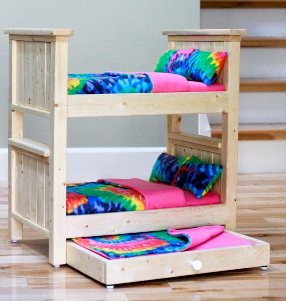 Diy Barbie Doll Furniture 33 Roundecor