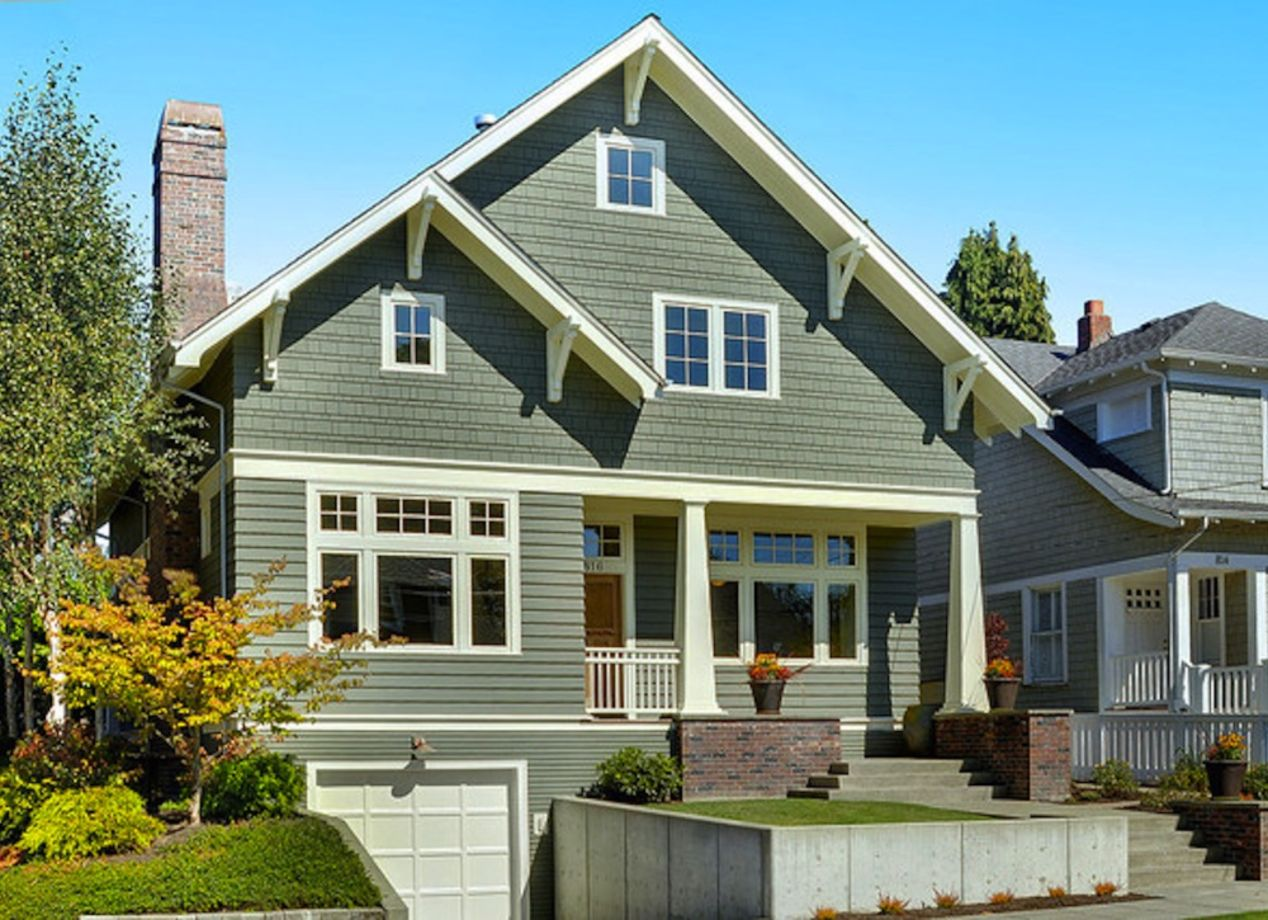 Exterior Paint Colors Images