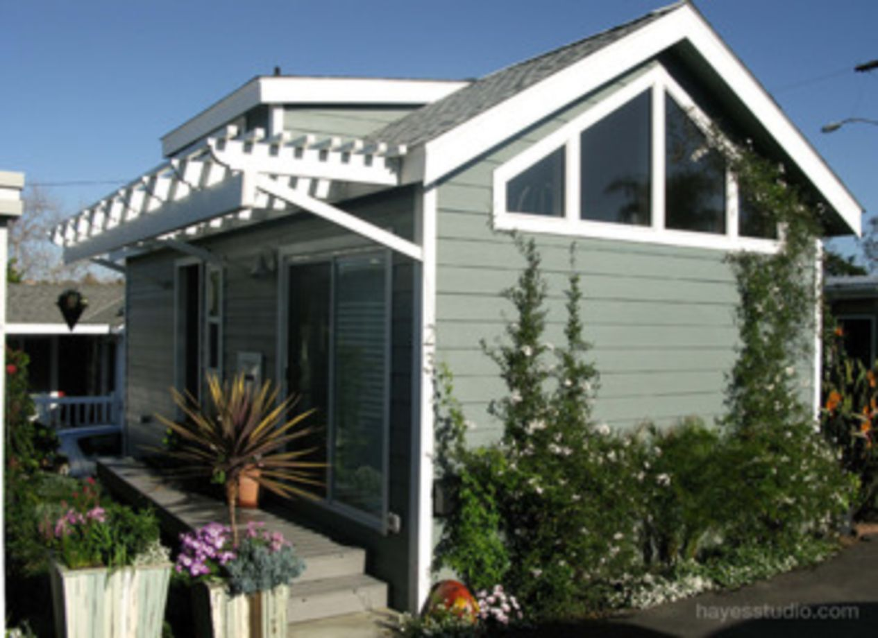 Exterior paint color ideas for mobile homes 01 - ROUNDECOR