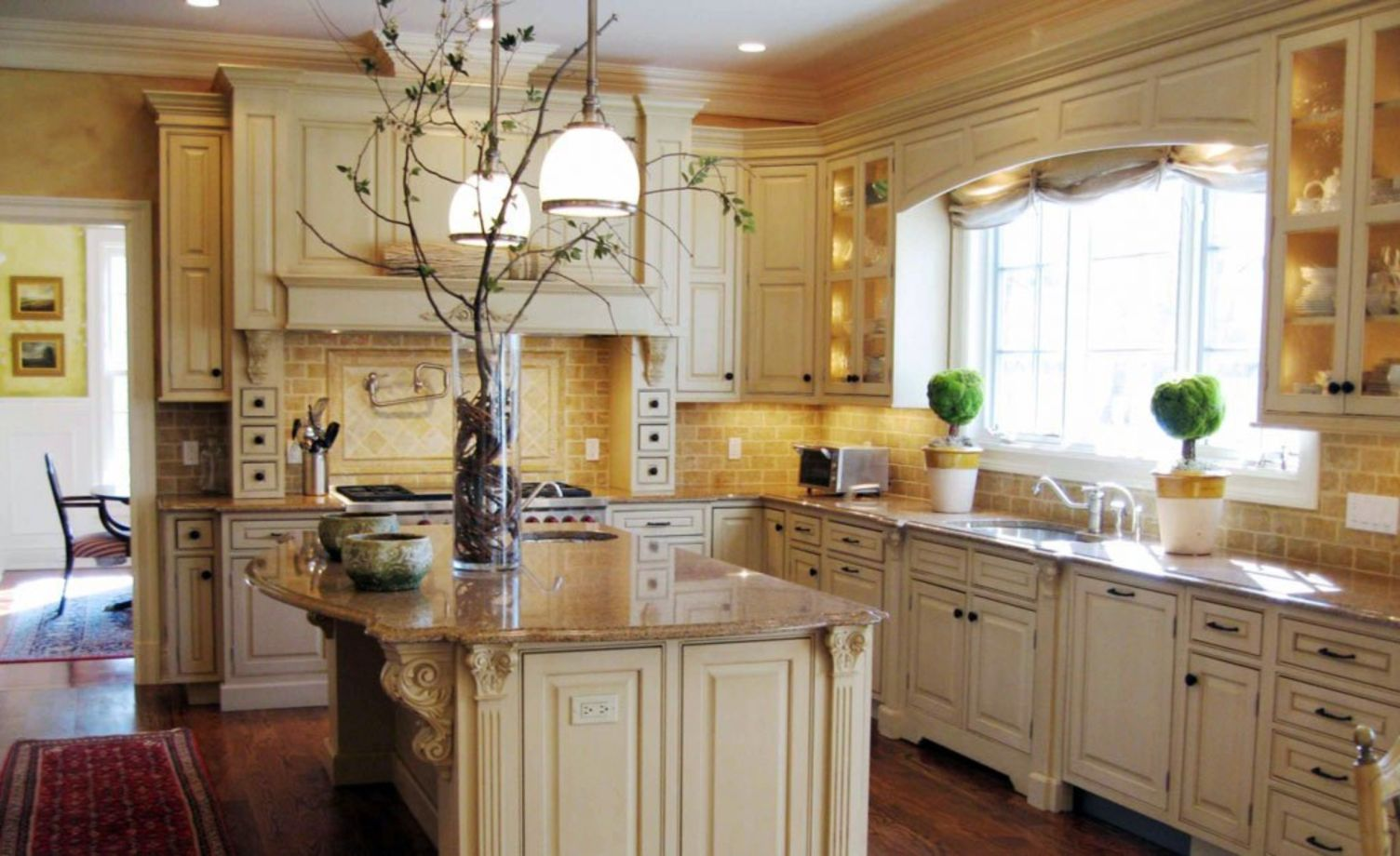 67 Modern Cream Painted Kitchen Cabinets Ideas
