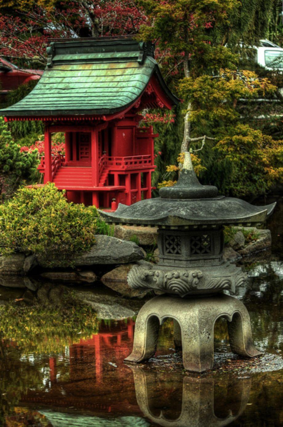 28 Japanese Garden Design Ideas To Style Up Your Backyard: Stunning Japanese Garden Ideas Plants You Will Love 42