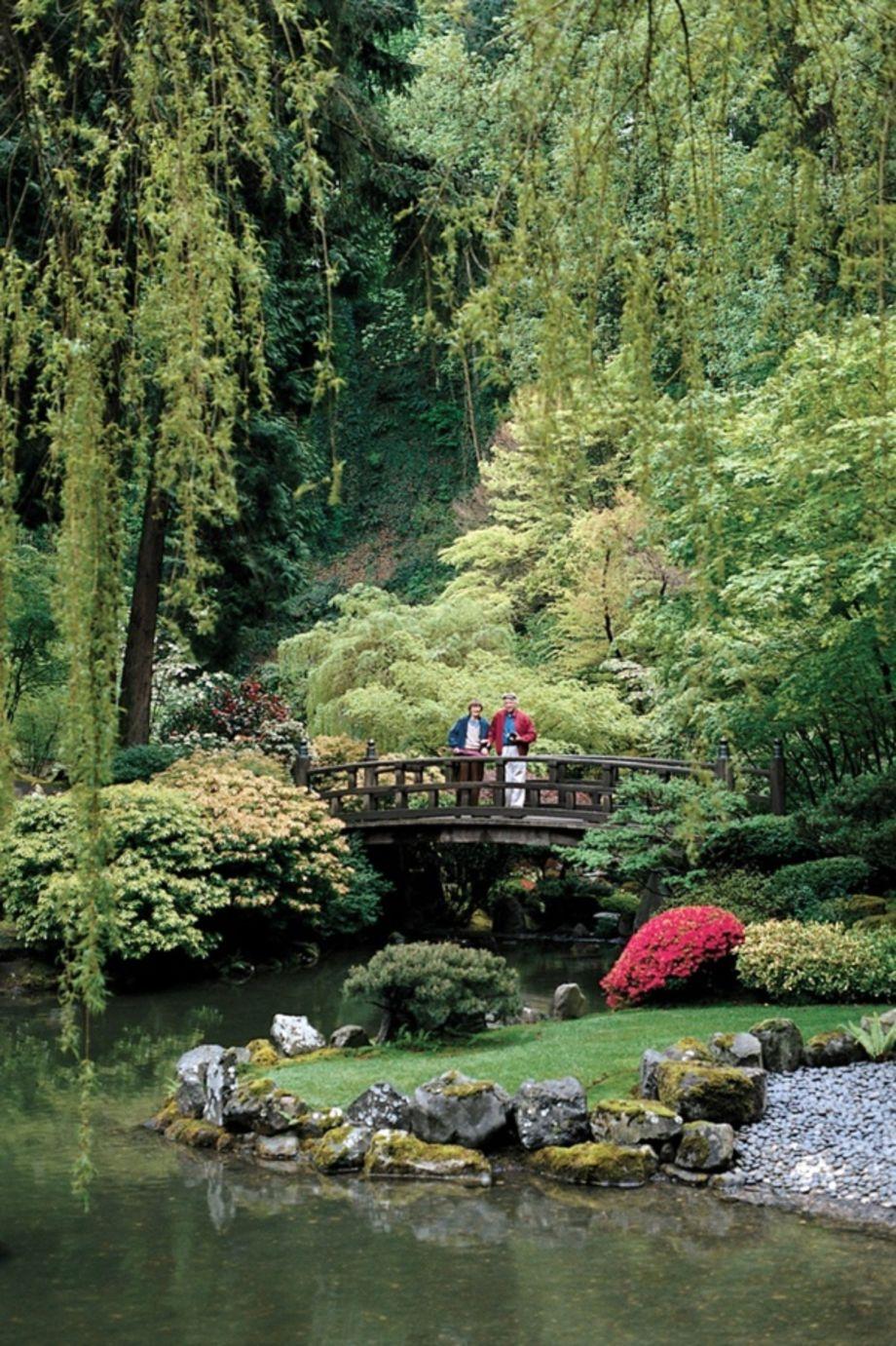 28 Japanese Garden Design Ideas To Style Up Your Backyard: Stunning Japanese Garden Ideas Plants You Will Love 56