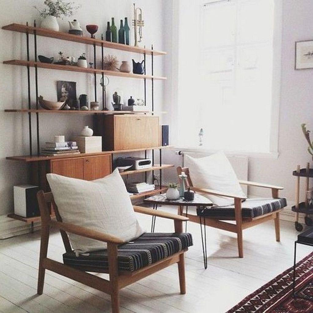 Mid Century Modern Apartment S Living Room Designs: Mid Century Modern Apartment Decoration Ideas 25