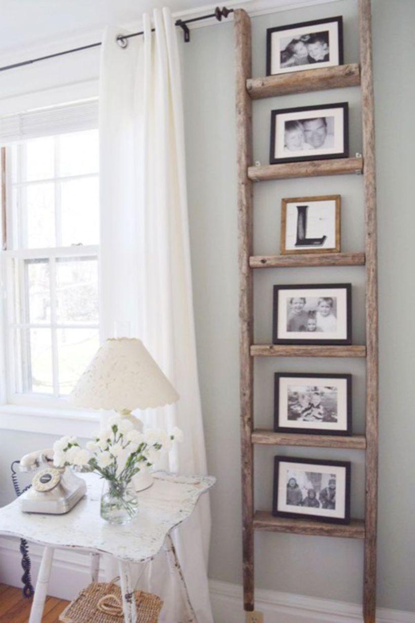Rustic living room curtains design ideas (29) - ROUNDECOR