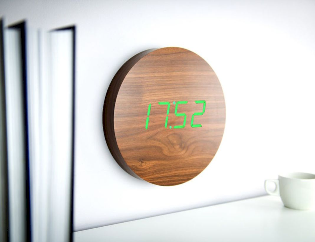 Home Wall Clock Ideas: 60 Unique Wall Clock Designs Ideas To Makes Your Home