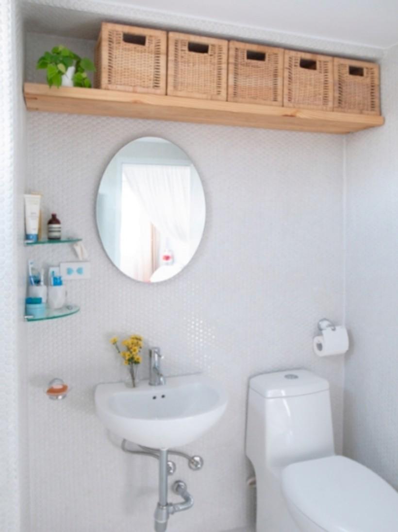 Creative storage bathroom ideas for space saving 26 for 26 great bathroom storage ideas