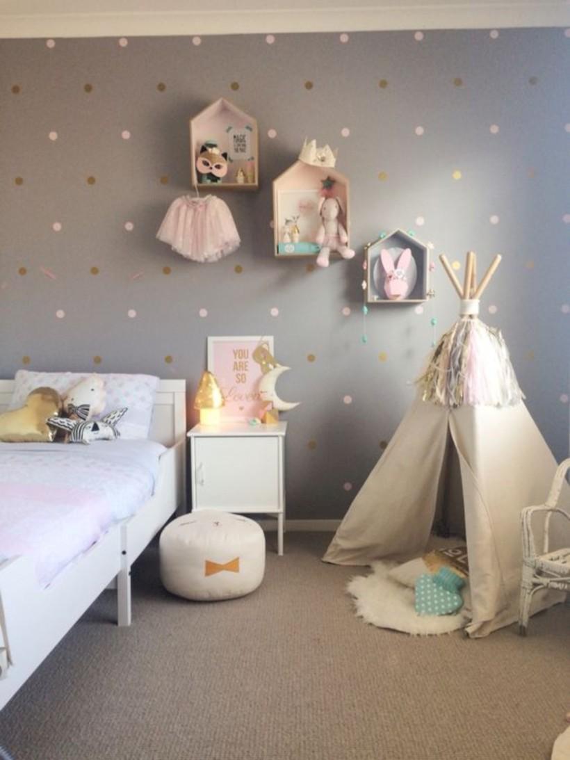 Как украсить детскую комнату своими руками? 8 способов 80