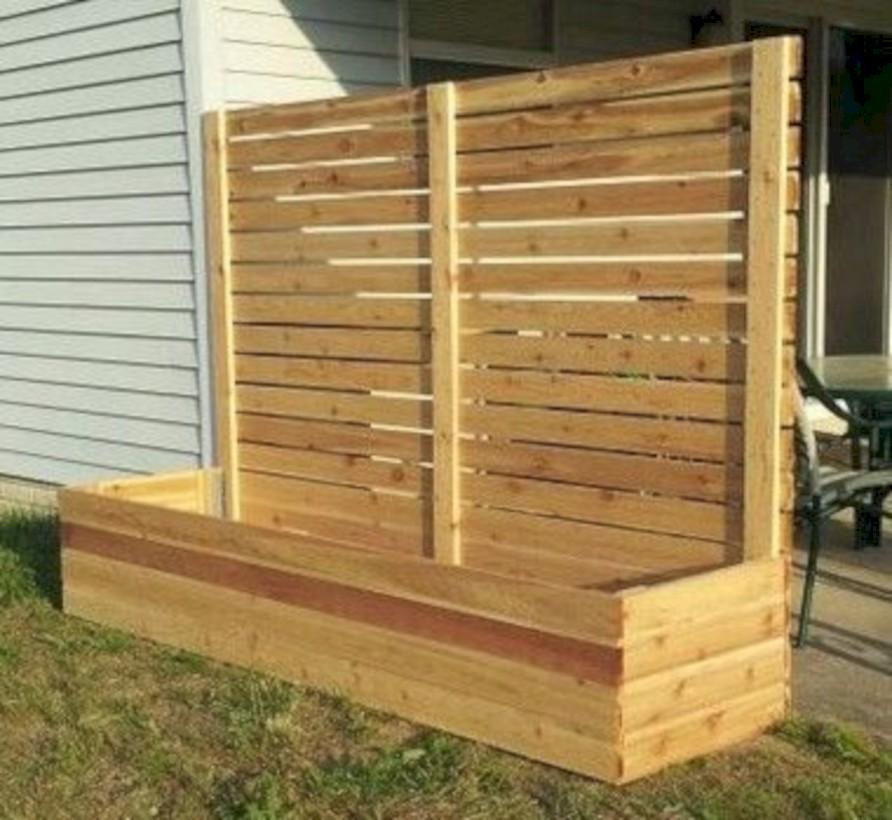 Diy Backyard Privacy Fence Ideas On A Budget 38 Roundecor