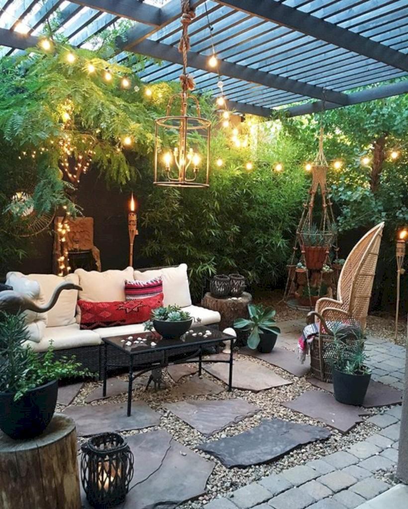 outdoor space ideas - 600×748