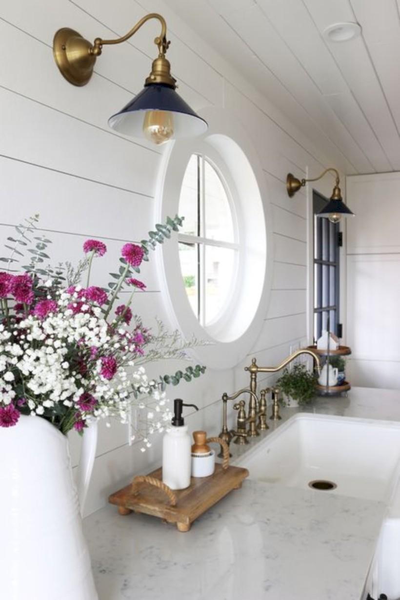 Mediterranean themed bathroom designs ideas 08 - Round Decor