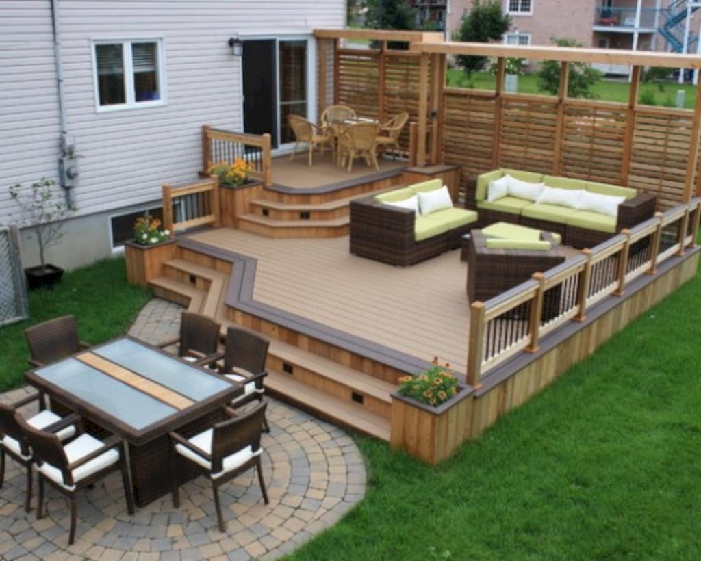 Simple patio decor ideas on a budget (57)