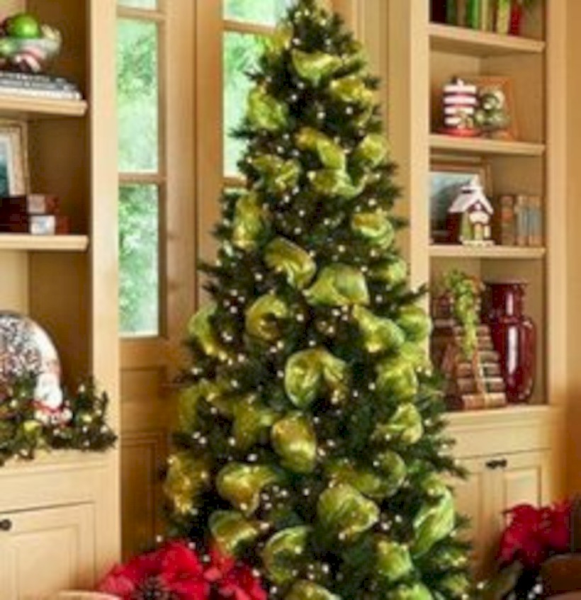 45 Brilliant Ideas Christmas Tree Decoration Ideas With