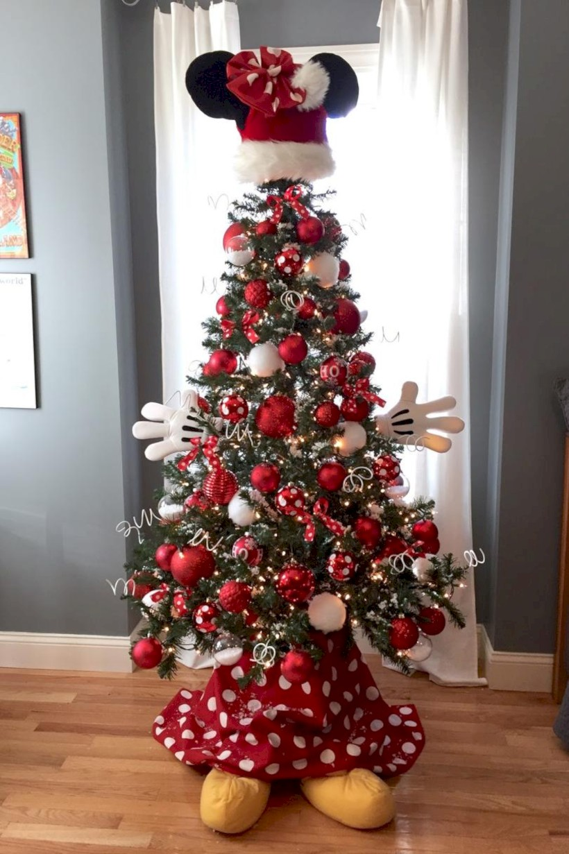 Creative christmas tree toppers ideas you should try 13 ...