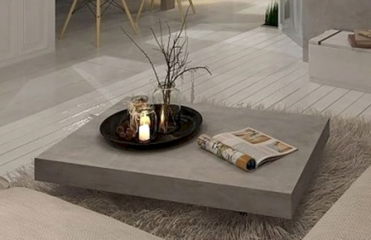 40 modern and creative coffee tables design ideas round for Modern end table ideas