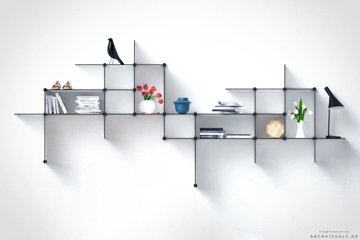 36 Unique And Modern Wall Shelves Beautiful Storage Ideas Round Decor