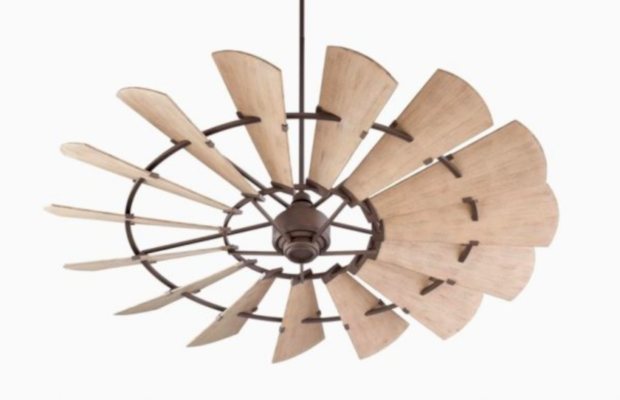 35 Unique Modern Antique Rustic Ceiling Fans Ideas For
