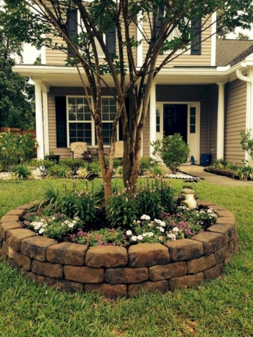 Beautiful small garden design ideas on a budget (9) - Round Decor