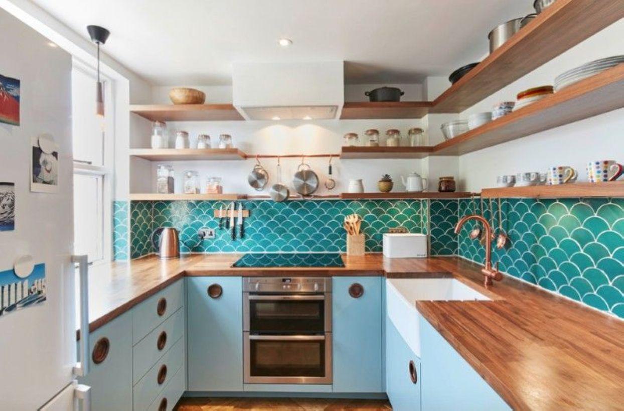 47 Best Small Kitchen Remodel Design Ideas - Round Decor
