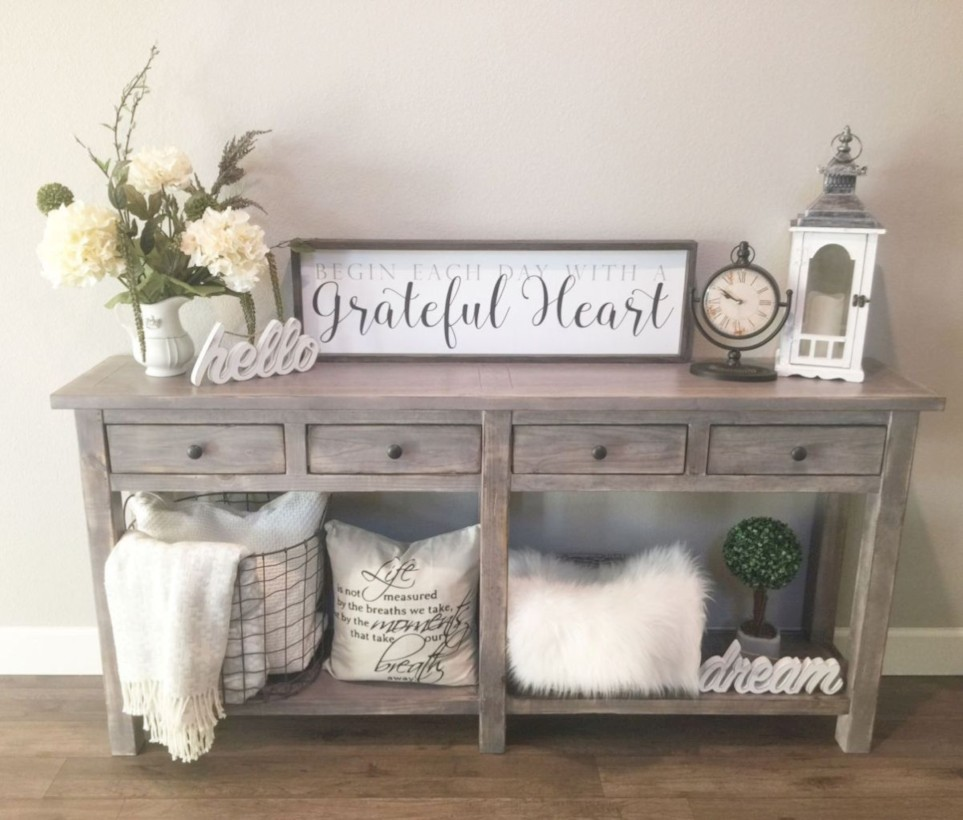 Best Country Rustic Hallway Decorating Ideas Bench: 44 Catchy Farmhouse Rustic Entryway Decor Ideas
