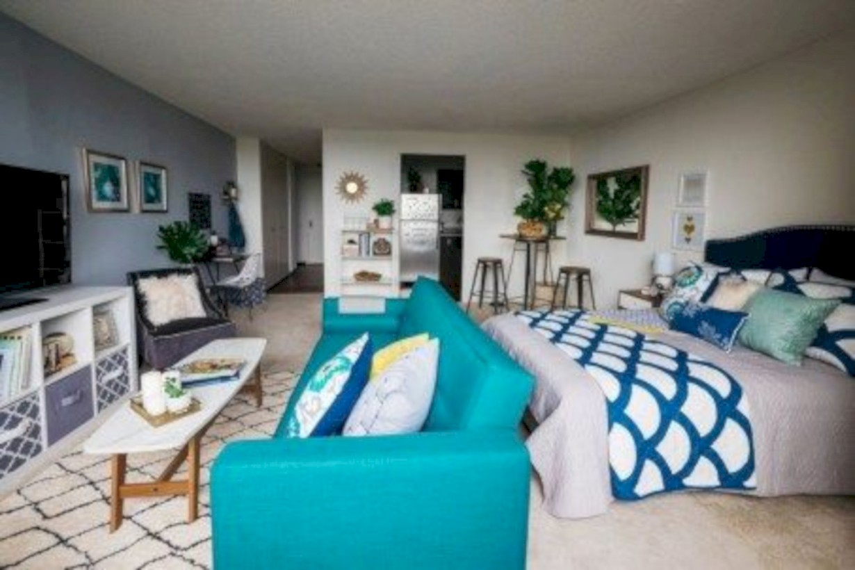 Elegant couple apartment decorating ideas on a budget 03