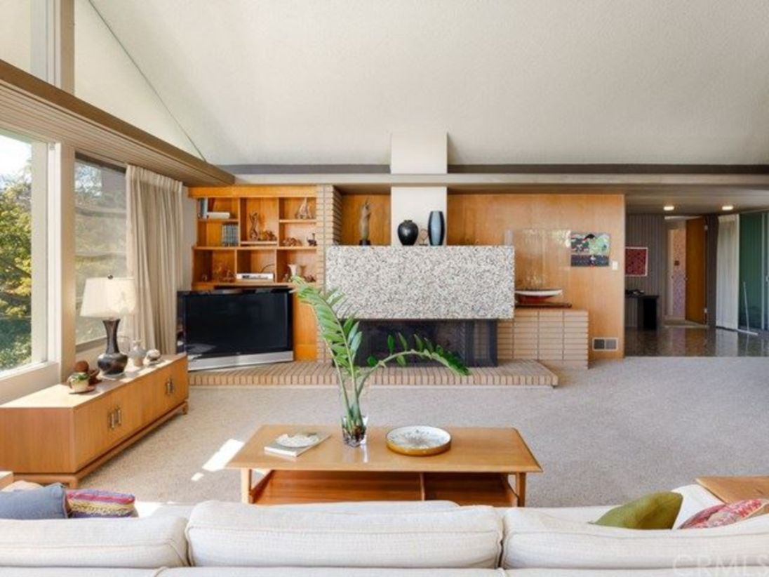 50 Mid Century Modern Living Room Furniture Ideas Round Decor