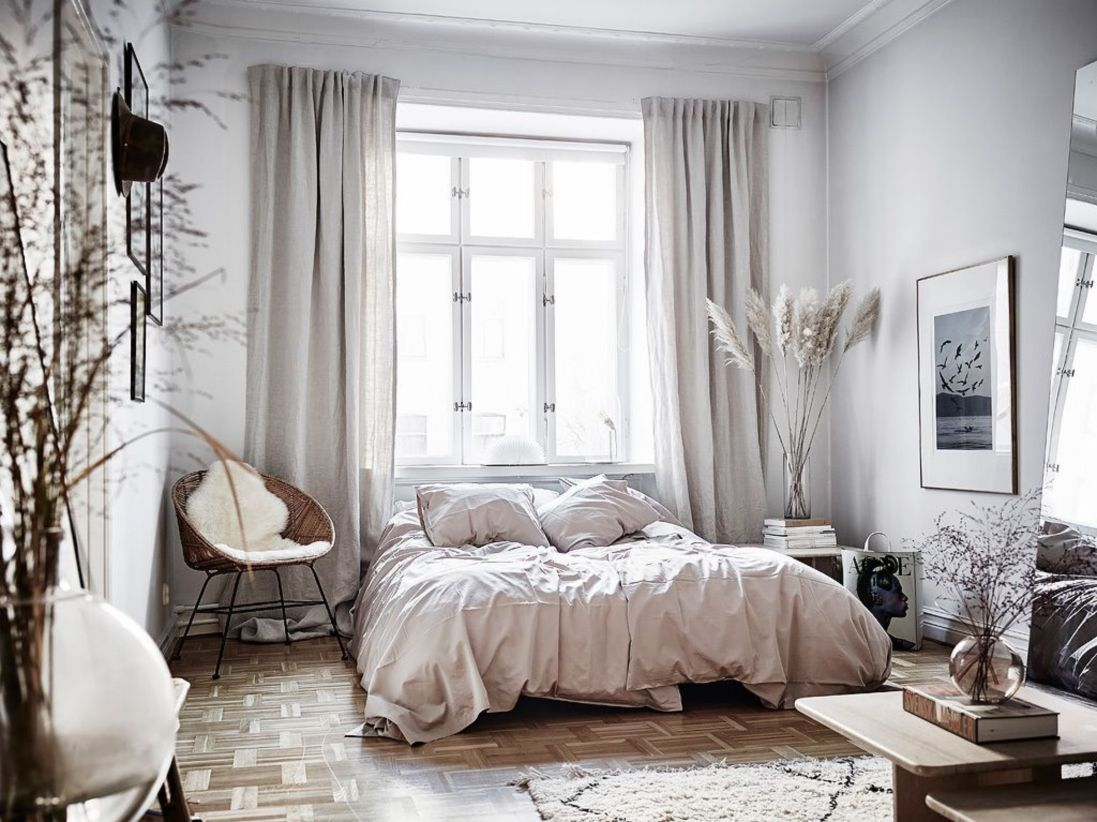 Modern scandinavian bedroom designs ideas 36
