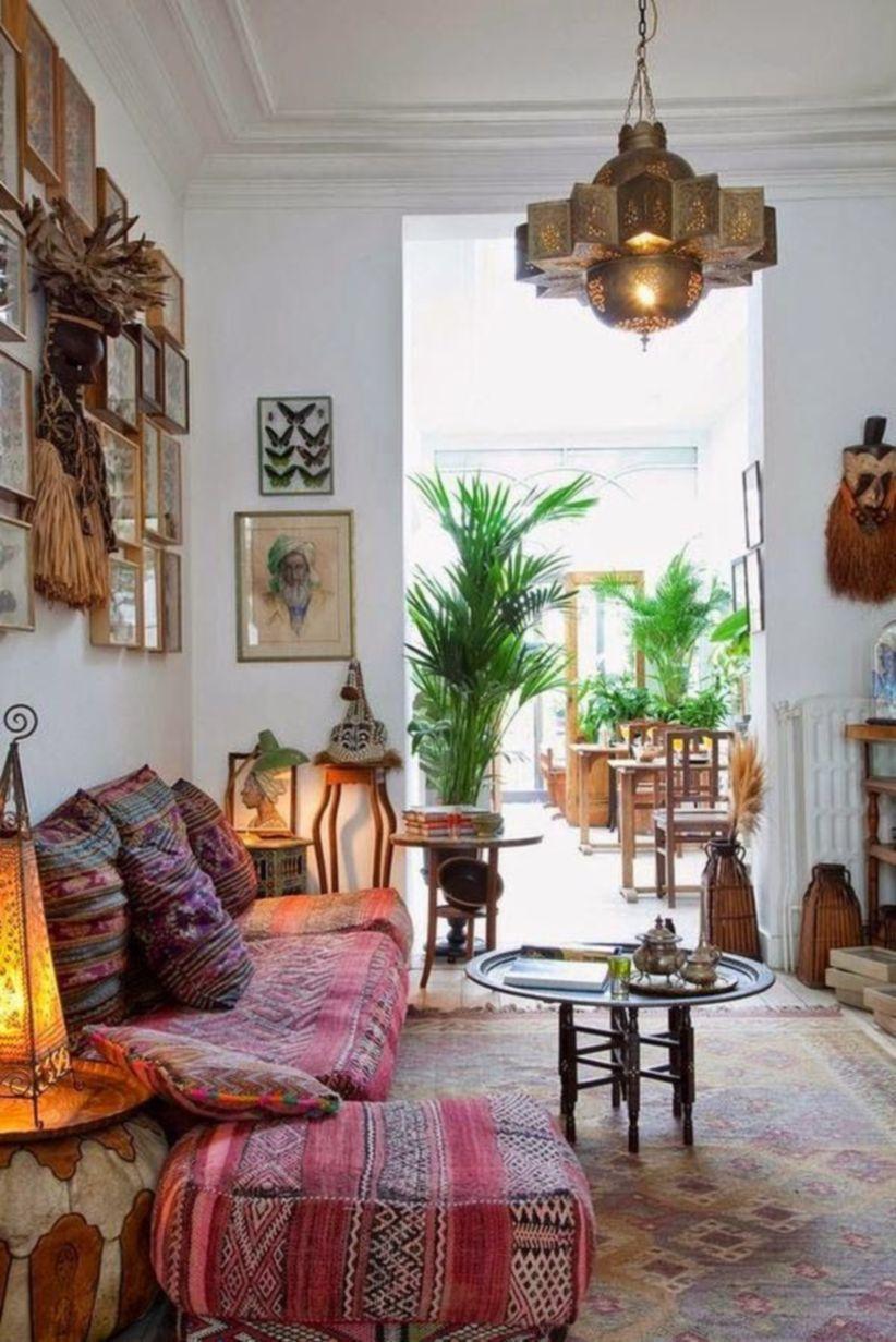 Awesome Bohemian Style Home Decor Ideas 1