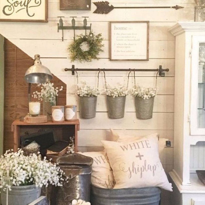 44 Easy Diy Rustic Coastal Decor That Will Beauty Your