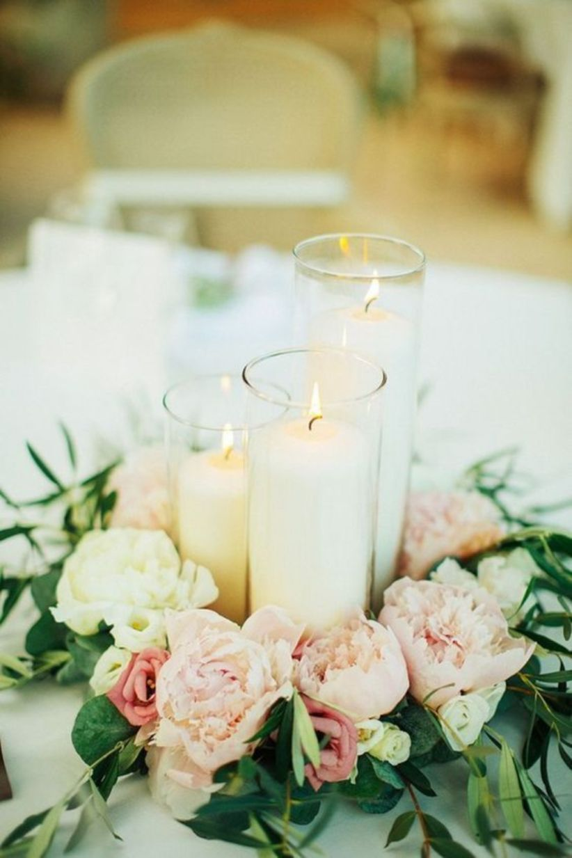 Gorgeous wedding theme ideas unique wedding 20 - Round Decor
