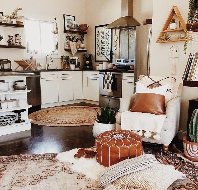 Brilliant Bohemian Farmhouse Decorating Ideas For Your Living Room 28 Roundecor