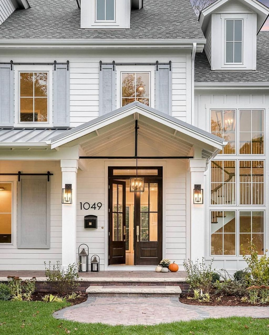 Most stylish farmhouse front door design ideas 26 - Round Decor on front yard landscaping, dance design ideas, front lawn design ideas, bush house front ideas, theatre design ideas, front exterior home designs, foyer design ideas, education design ideas, shell design ideas, stage design ideas, kitchen design ideas, front of landscaping ideas, tri level home front stoop ideas, crew design ideas, front house elevation design, long front porch landscaping ideas, front porch design ideas, condo entrance design ideas, makeup design ideas, garden design ideas,