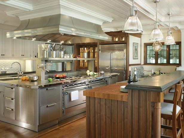 48 Wonderful Wood Kitchen Design Ideas For Cozy Kitchen Inspiration ...