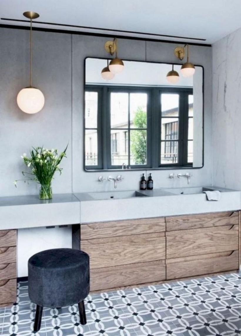 Beautiful Mid Century Modern Bathroom Ideas 39 Round Decor