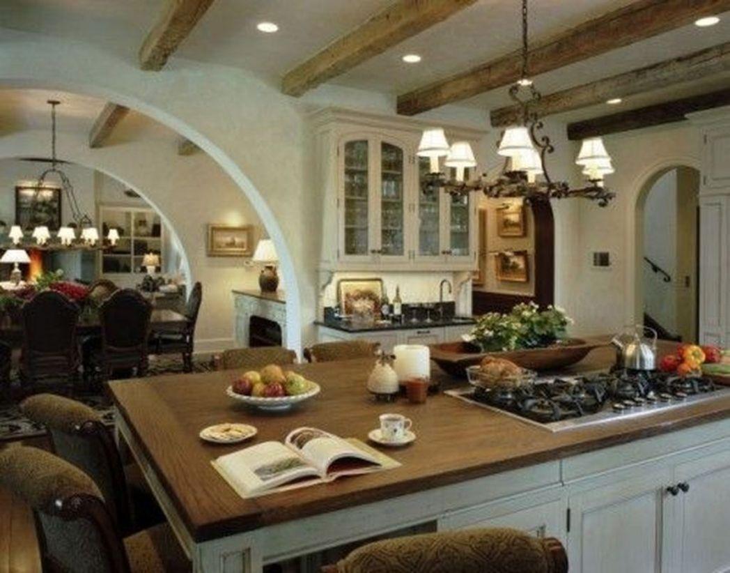 ... 822 In 40 Unordinary Italian Rustic Kitchen Decorating Ideas To ...