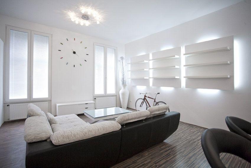 Amazing modern minimalist living room layout ideas 43