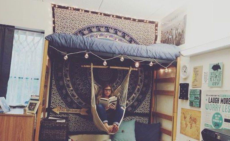 41 Beautiful Dorm Room Organization Ideas Roundecor