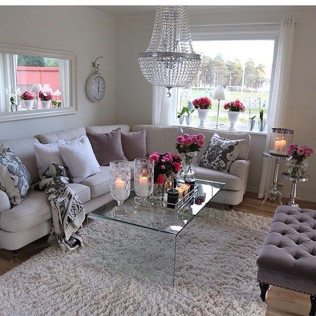 Romantic Rooms And Decorating Ideas: 51 Ultimate Romantic Living Room Decor Ideas