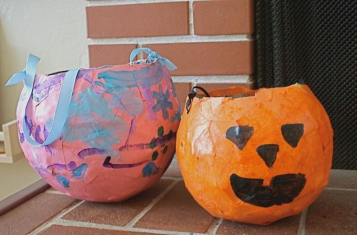 46 Stunning Paper Mache Ideas For Thanksgiving To Decorate Your Home